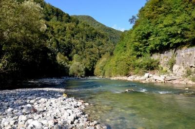Experience flyfishing on Idrijca river - Season st...