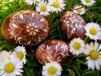 Pasqua in Slovenia a agriturismo Zelinc